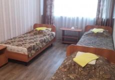 Динамо | Пермь | Бесплатный Wi-Fi Односпальная кровать в общем номере