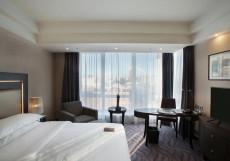 Crowne Plaza Ufa - Congress Hotel 5* Номер с 1 кроватью размера «king-size» на верхнем клубном этаже