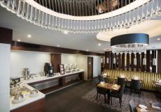 Crowne Plaza Ufa - Congress Hotel 5* Полулюкс с 1 спальней, 1 кроватью размера «king-size» и правом посещения клубного лаунджа