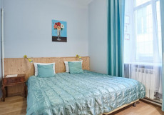 Дом | м. Чкаловская | Wi-Fi Стандартный двухместный номер с 1 кроватью или 2 отдельными кроватями