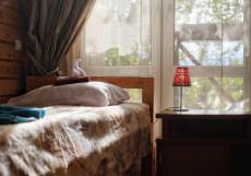Иван | м. Строгино | Парковка Кровать в общем четырехместном номере