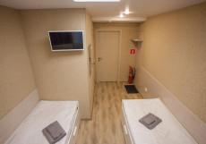 Сити Централ | Мурманск | Парковка Двухместный номер с 2 отдельными кроватями