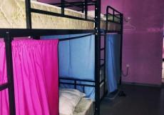 Travel Inn Тимирязевская | м. Тимирязевская | Wi-Fi  Спальное место на двухъярусной кровати в общем номере для мужчин