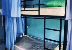 Travel Inn Тимирязевская | м. Тимирязевская | Wi-Fi Кровать в общем 4-местном номере для мужчин и женщин