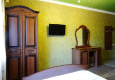 Отель Шарм | п. Верхнее Джемете | Пляж | Парковка | Двухместный номер с 1 кроватью или 2 отдельными кроватями и дополнительной кроватью