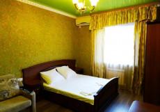 Отель Шарм | п. Верхнее Джемете | Пляж | Парковка | Четырехместный номер -люкс