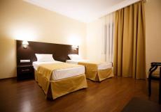 Мелитон | Краснодар | Парковка Большой двухместный номер с 2 отдельными кроватями
