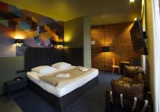Минима Бауманская | Бутик - отель Люкс с кроватью размера