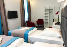 Веллион Павелецкая Двухместный номер Делюкс с 2 отдельными кроватями