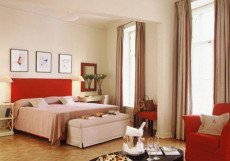 АНГЛЕТЕР DELUXE SUITE (double bed only)