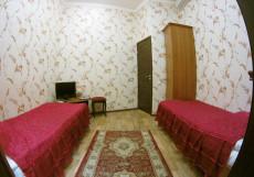 Братиславская - 1 | м. Братиславская | Wi-Fi Бюджетный двухместный номер с 1 кроватью или 2 отдельными кроватями