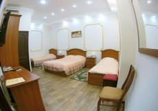 Братиславская - 1 -ЗАКРЫТ (ТЦ Братиславский - БУМ) Семейный номер с собственной ванной комнатой