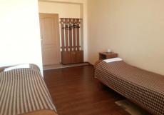 Гранат | Магнитогорск | Парковка Стандартный двухместный номер с 2 отдельными кроватями