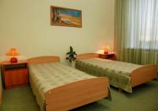 Гранат | Магнитогорск | Парковка Двухместный номер с 2 отдельными кроватями