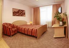 Гранат | Магнитогорск | Парковка Двухместный номер с 1 кроватью