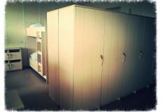 Гранат | Магнитогорск | Парковка Кровать в общем 10-местном номере для мужчин и женщин