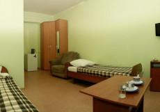 Гранат | Магнитогорск | Парковка Односпальная кровать в общем номере