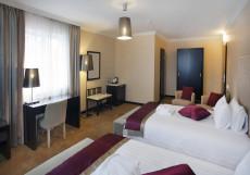 Бутик -отель Тишина | Челябинск Двухместный номер Делюкс с 2 отдельными кроватями