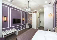 ПОЛЯРИС | м. Бибирево | м. Отрадное | Wi-Fi Улучшенный двухместный номер с 1 кроватью