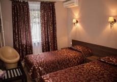 Нарвский  | м. Нарвская | Wi-Fi Стандартный двухместный номер с 2 отдельными кроватями