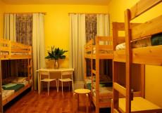 GooDHoliday   м. Садовая   Wi-FI Спальное место на двухъярусной кровати в общем номере для мужчин