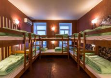 Time at the Red Gate | м. Красные ворота | Wi-Fi Верхнее место на двухъярусной кровати в общем номере для мужчин и женщин
