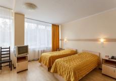 Devon Medical & Spa  (м. Бабушкинская, м. Медведково) Двухместный номер эконом-класса с 1 кроватью или 2 отдельными кроватями