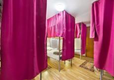Travel на Маяковской | м. Баррикадная, м. Маяковская | Парковка Кровать в общем 8-местном номере для мужчин и женщин