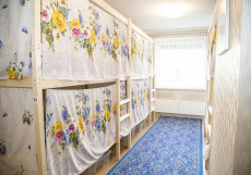 Грин Кузьминки | м. Кузьминки | Парковка Кровать в общем 6-местном номере для мужчин и женщин