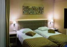 Архыз Роял Резорт & Спа Стандартный двухместный номер с 2 отдельными кроватями
