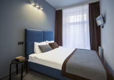 Вау на Невском | м. Адмиралтейская  | Wi-Fi Стандартный номер с одной двуспальной кроватью