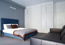 Вау на Невском | м. Адмиралтейская  | Wi-Fi Номер Комфорт с одной двуспальной кроватью