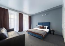 Вау на Невском | м. Адмиралтейская  | Wi-Fi Номер Улучшенный с одной двуспальной кроватью