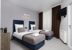 Вау на Миллионной | м. Невский Проспект | Wi-Fi Двухместный номер с 2 отдельными кроватями