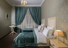 РИЧ   Санкт-Петербург   м. Площадь Восстания   Wi-Fi Номер Люкс с раздельными кроватями