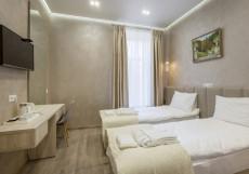ГРАНД МАРК | г. Санкт-Петербург | м. Адмиралтейская | Wi-Fi Стандартный номер с двумя раздельными кроватями