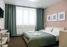 Мелтон | Melton | м. Пятницкое шоссе | Wi-Fi Улучшенный двухместный номер с 1 кроватью