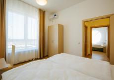 Имеретинский Морской Квартал Апартаменты с 2 спальнями и видом на море