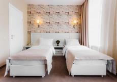 Чайковский | м. Арбатская | Wi-Fi Стандартный двухместный номер с 1 кроватью или 2 отдельными кроватями