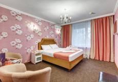 Рандеву Юго-западная | м. Тропарево | Парковка Улучшенный люкс с кроватью размера