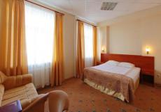 Акцент (Московский район) Двухместный номер с 1 двуспальной кроватью и дополнительной кроватью
