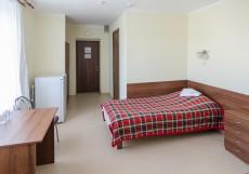 Пулково Двухместный номер с 1 кроватью или 2 отдельными кроватями и душем