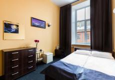 Номера на Садовой | м. Гостиный Двор | Wi-Fi Двухместный номер с 1 кроватью и собственной ванной комнатой