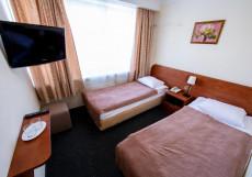 СПУТНИК | м. Площадь Мужества | Парковка Стандартный двухместный номер с 1 кроватью или 2 отдельными кроватями
