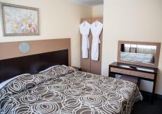 СПУТНИК | м. Площадь Мужества | Парковка Двухместный номер бизнес-класса с 1 кроватью