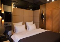 Гамма Бутик-Отель (В Центре) - Стильные Номера Небольшой двухместный номер с 1 кроватью