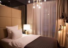 Гамма Бутик-Отель (В Центре) - Стильные Номера Небольшой одноместный номер