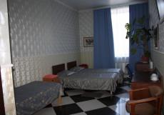 СИЛЬВА SILVA МИНИ-ОТЕЛЬ | г. Санкт-Петербург | Wi-Fi | Парковка Стандартный трехместный номер