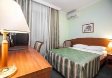 Bon Apart | Томск | Парковка Стандартный двухместный номер с 1 кроватью или 2 отдельными кроватями