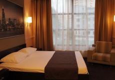 Юджин | м. Бауманская | Wi-Fi Стандартный двухместный номер с 1 кроватью или 2 отдельными кроватями